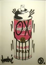 Mr. Brainwash, Tomato spray/mr. a