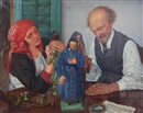 Albert Janesch, The Puppet Maker