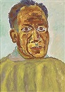 Beauford Delaney, Self-Portrait