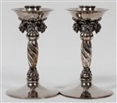Georg Jensen (Co.), Candlesticks