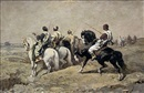 Charles Craig, Men on Horseback