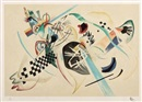 Wassily Kandinsky, On white 1