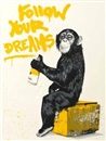 Mr. Brainwash, Everyday life