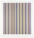 Bridget Riley, Silvered 2
