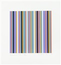 Bridget Riley, Serpentine Print