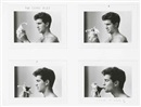 Duane Michals, The Candy Kiss (set of 4)