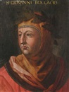 Follower Of Cristofano di Papi dell' Altissimo, Portrait des Dichters Giovanni Boccacio (Um 1313-1375)