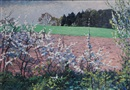 Walter Voltmer, Blossoming Blackthorn
