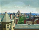 Vincent Jannelli, New York Skyline from Newark