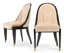 Emile Jacques Ruhlmann, Cuillernic Chairs (pair)