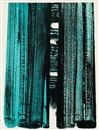 Pierre Soulages, Lithograph no. 42