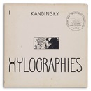Wassily Kandinsky, Xylographies (portfolio of 2 w/text and 5 xylographs)
