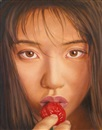 Richard Phillips, Strawberry Eater