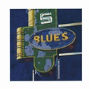 Robert Cottingham, Blues