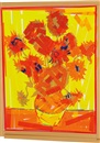 Valery Koshlyakov, Sunflowers (from Masterpieces of Europe series)