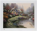 Thomas Kinkade, Everett's Cottage