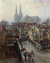 Thomas Greenhalgh, Chartres
