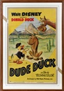 Walt Disney, Dude duck