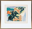 Asger Jorn, Composition from the Cobra portfolio