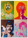 Richard Avedon, The Beatles (5 works)