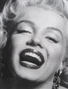 Russell Young, You're a topshop princess, a rock star too (Marilyn laughing close up)