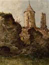 Attributed To Anonymous-Russian (19), Burgruine