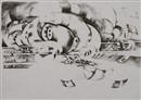 Lee Bontecou, Eleventh Stone