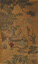 After Wen Zhengming, Gathering of Scholars