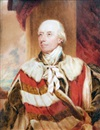 François Théodore Rochard, Miniature of Horatio 2nd Earl of Oxford (1752-1822)