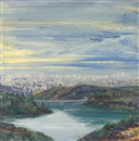 Larry Cohen, View of the Hollywood Reservoir