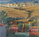 Larry Cohen, View of Downtown San Francisco