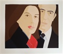 Alex Katz, Alex and ada