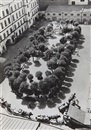 Alexander Rodchenko, The Yard in Summer