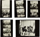 Aaron Siskind, Selected Images from Artists Sessions at Studio 35 (15 works)