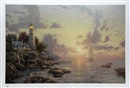 Thomas Kinkade, The Sea of Tranquility