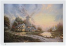 Thomas Kinkade, The Wind of the Spirit