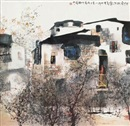 Liu Maoshan, 江南秋深 (Deep autumn in the south)