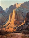 Clyde Aspevig, Sunset, Capital Reef