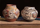 William Acheff, Acoma and Zuni
