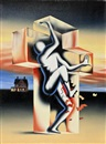 Mark Kostabi, Shattered