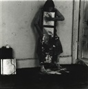 Francesca Woodman, Untitled (Self-portrait, Providence, Rhode Island)