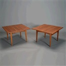 Jens Risom, Side tables (2 works)