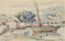 Paul Signac, Port Louis