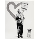 Mr. Brainwash, Love = mc squared (Silver Edition)