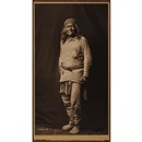 Edward Sheriff Curtis, Typical Apache figure