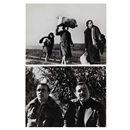 Robert Capa, Ernest Hemingway and Friend; Spanish Civil War Refugees (2 works)