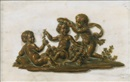 Attributed To Piat Joseph Sauvage, Putti jouant avec des animaux ou couronnes de fruits (6 works)