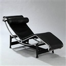 Le Corbusier, LC4 Chaise lounge