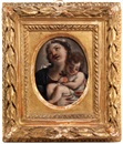 Anonymous-Italian (17), Madonna mit dem Kind