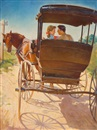 Frederick Sands Brunner, The Carriage Ride